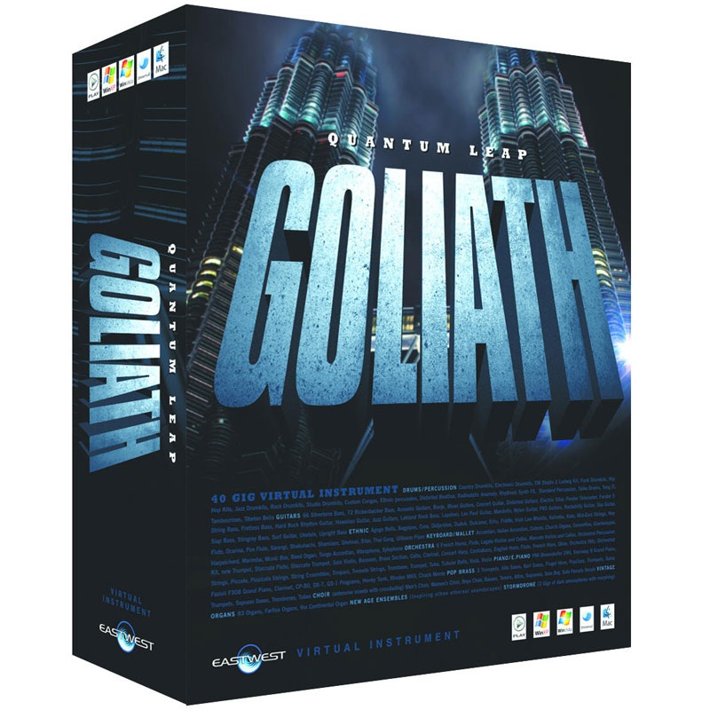 East West Goliath WIN/MAC Download Version