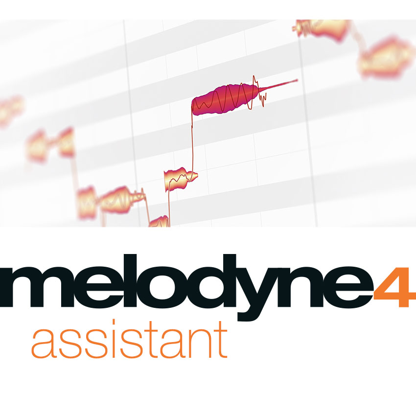 Celemony Melodyne Assistant 4 WIN/MAC Download Version