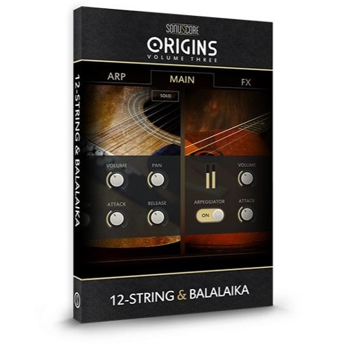 Sonuscore Origins Vol. 3 12-String & Balalaika Download Version