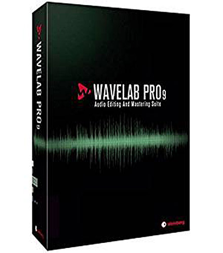Steinberg Wavelab 9.0 EDU PC/MAC