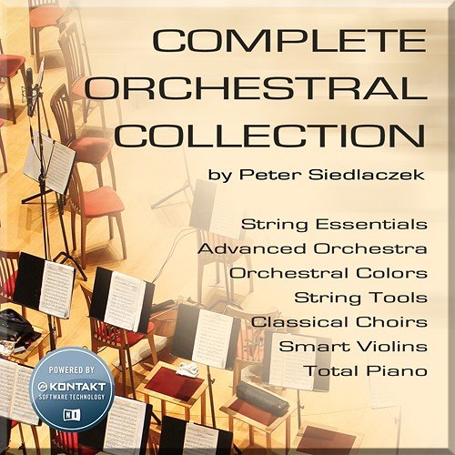 Best Service Complete Orchestral Collection WIN/MAC Download Ver